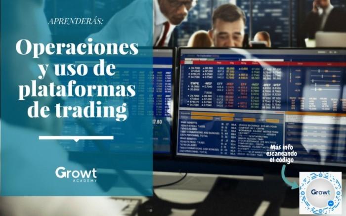 WORKSHOP Operando plataformas de Trading en Vivo /  / Joinnus