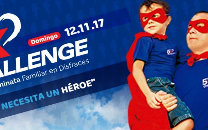 5k Challenge 2017 / Deportes / Joinnus