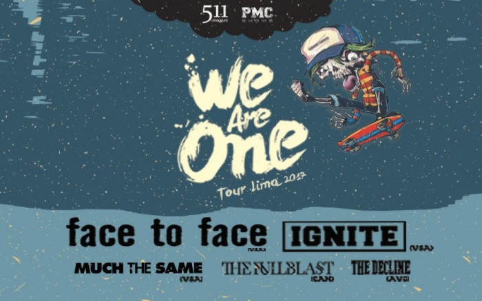 We Are One Tour Lima 2017 / Entretenimiento / Joinnus