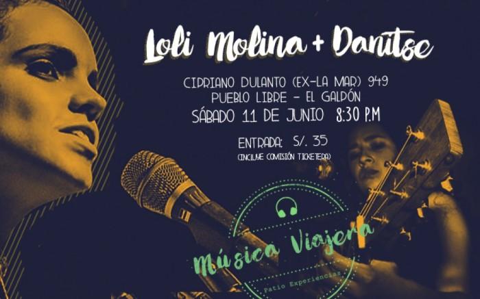 Loli Molina + Danitse  en Concierto /  / Joinnus