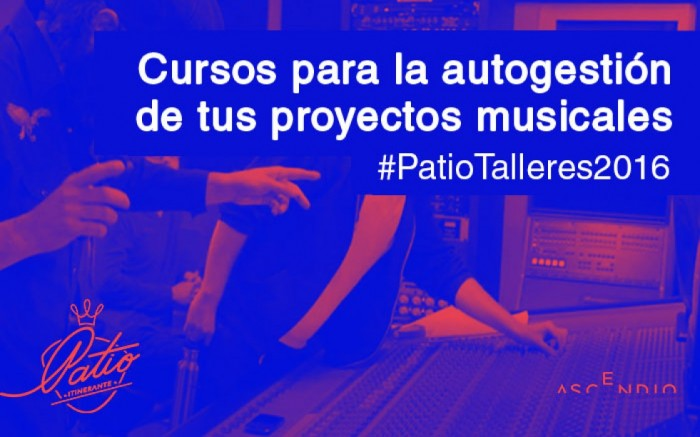 Patio Talleres 2016 /  / Joinnus