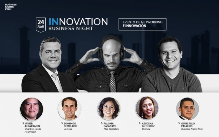 Innovation Business Night / Charlas y conferencias / Joinnus