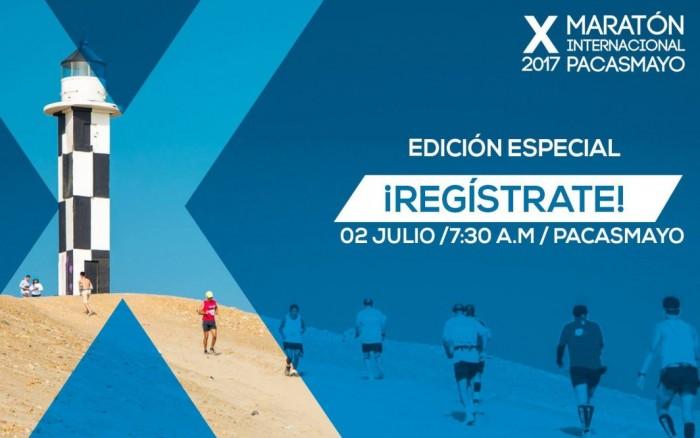 X° Maratón Internacional de Pacasmayo /  / Joinnus