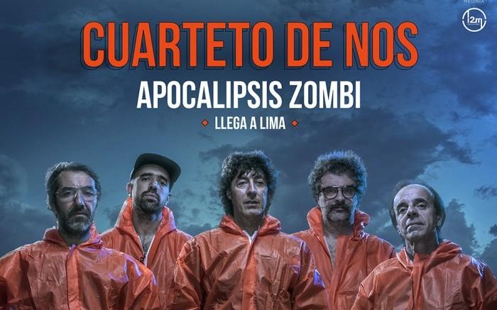 Cuarteto de Nos en Lima /  / Joinnus