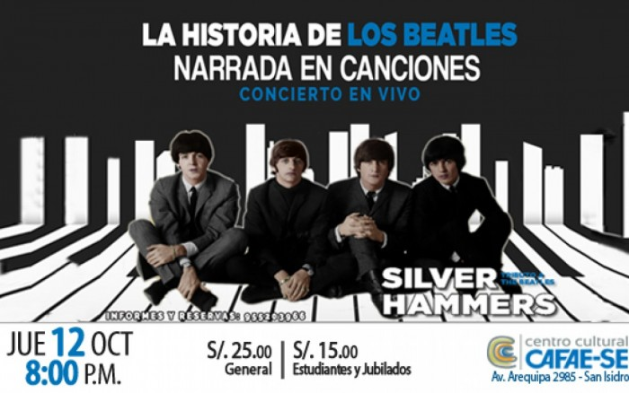 LA HISTORIA DE LOS BEATLES NARRADA EN CANCIONES | | Joinnus