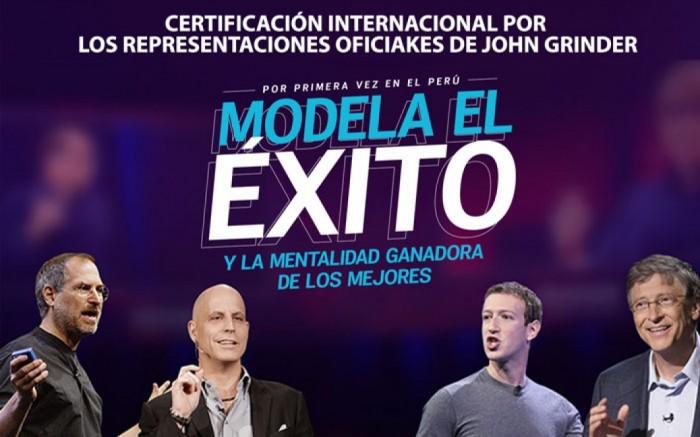 Modela el Éxito de la Excelencia / Charlas y conferencias / Joinnus