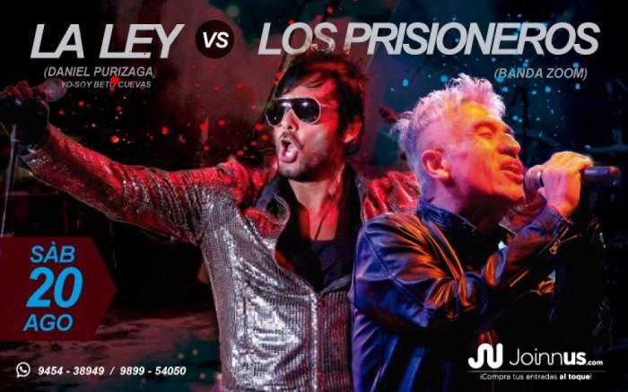 Mp3 Download Estrechez De Corazon Los Prisioneros: Tributo A LA LEY + LOS PRISIONEROS