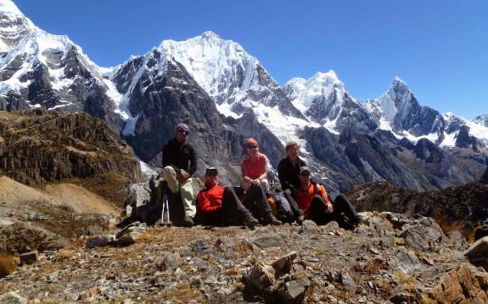 huayhuash trekking Peru 2017-  Peruvian Treks / Viaje y aventura / Joinnus