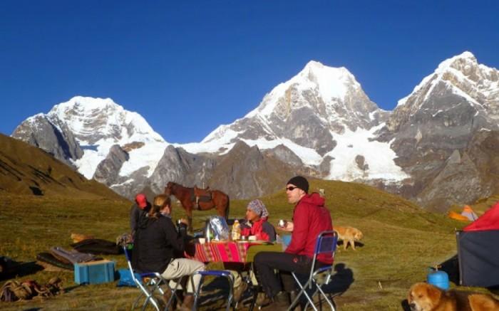 Huayhuash Trekking Perú 2018 /  / Joinnus
