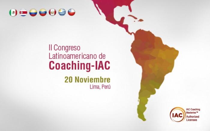 II Congreso Latinoamericano de Coaching - IAC / Charlas y conferencias / Joinnus