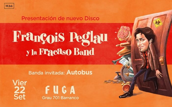 Concierto presentación nuevo disco Francois Peglau / Arte y cultura / Joinnus