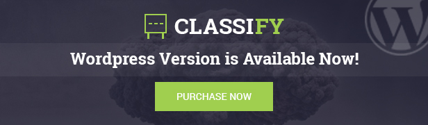 Classify classified ads html template by joinwebs themeforest wordpress theme maxwellsz