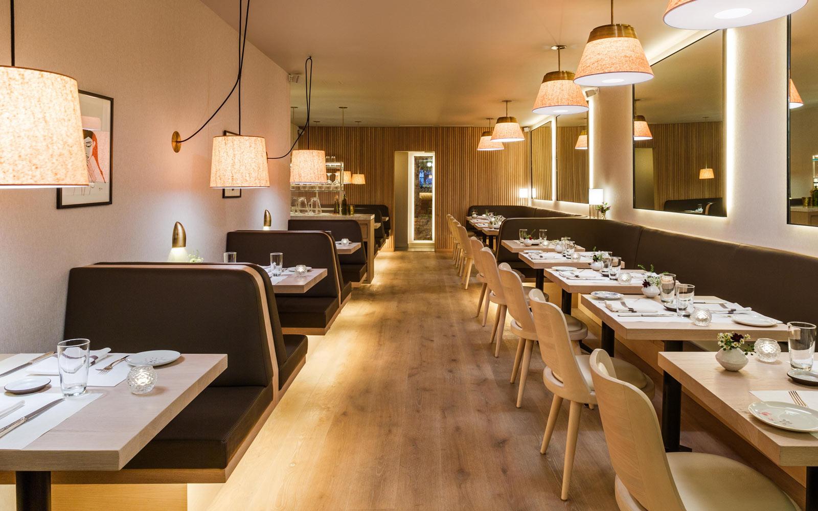 Jojo Restaurant Jean Georges Restaurants New York