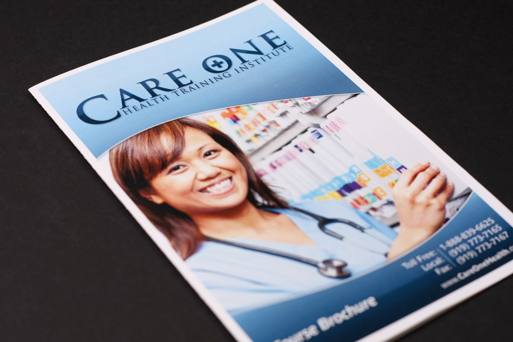 Care One - Course Brochure