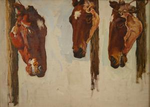The Stoic, Horse Head Studies