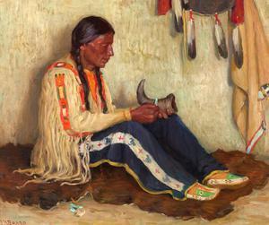 [White Weasel]; White Weasel, Cheyenne