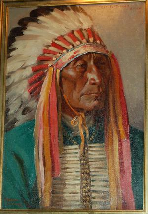 Chief Iron Tail—Ogallalla Sioux