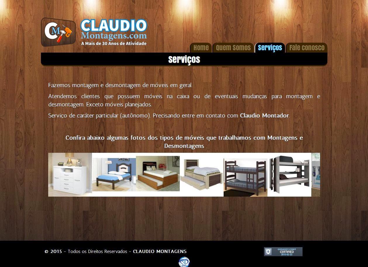 Serviços - Claudio Montagens - A Mais de 30 Anos de Atividade.jpg
