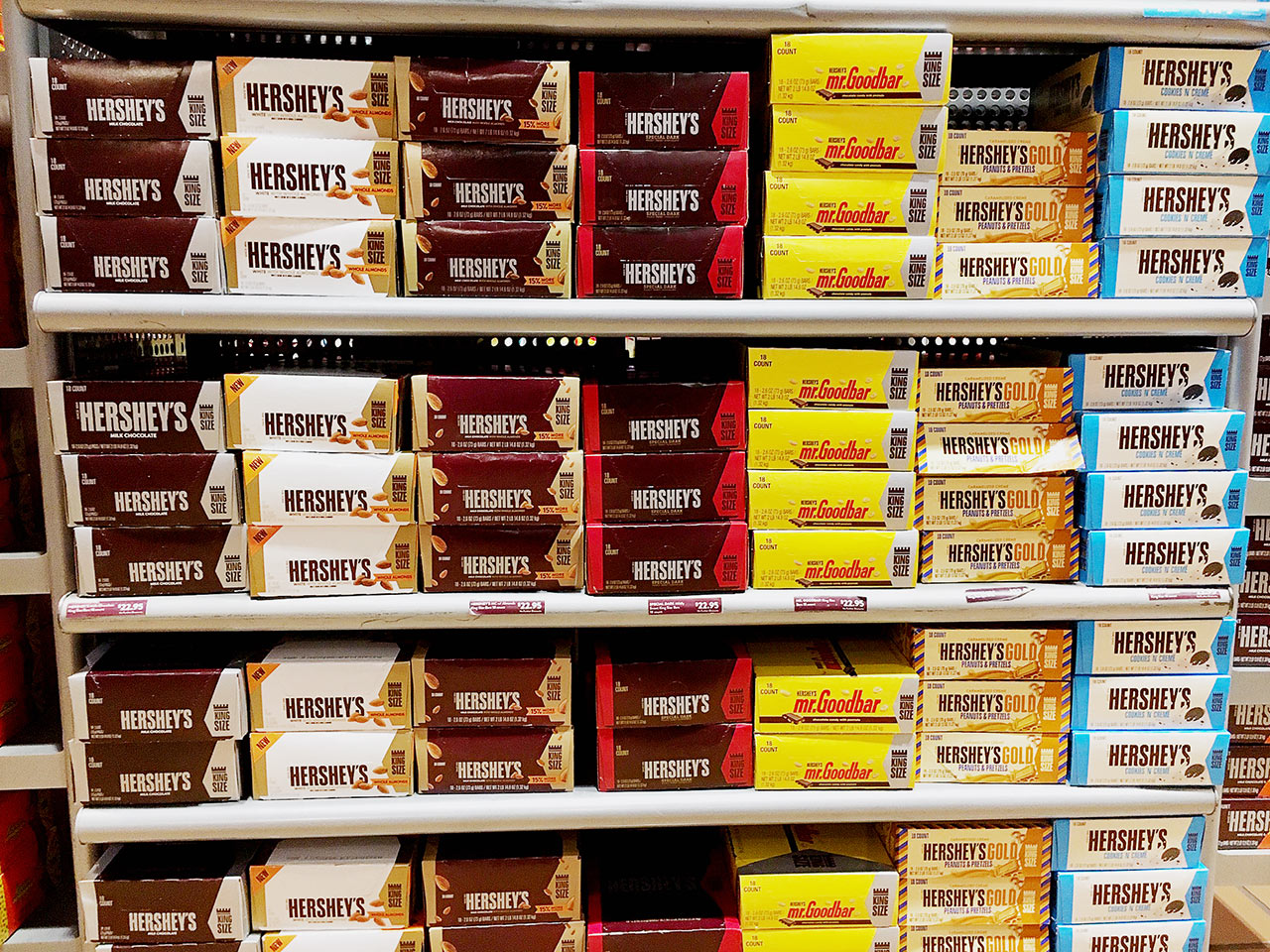 How Hershey Ceo Michele Buck Came To Create A Snacking Powerhouse Food Dive