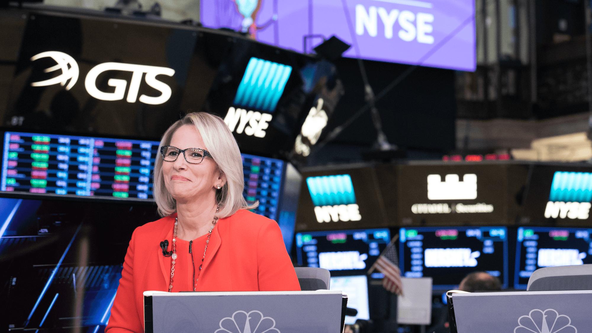 Leading Ladies: Hershey CEO Michele Buck on Her Sweet Success
