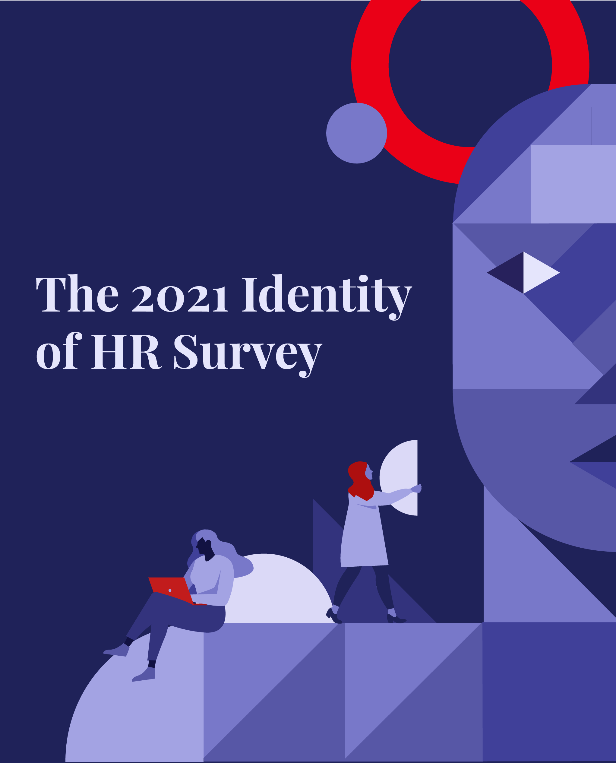 Identity of HR report cover