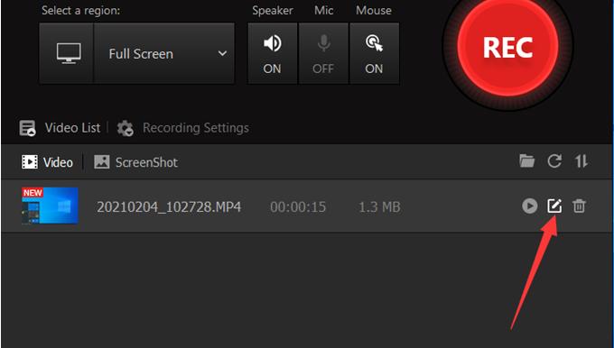Hoe maak je een schermopname in Windows 10 – Video's Editen