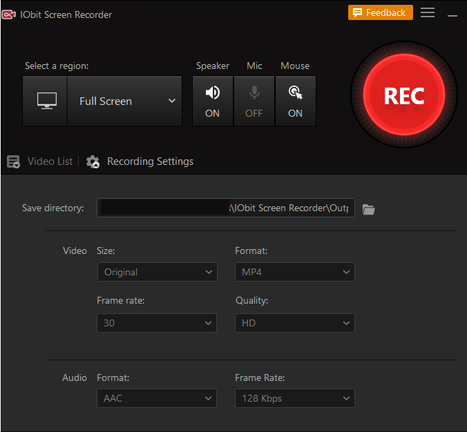 How to Record Your Screen on PC for Free – Step 2
