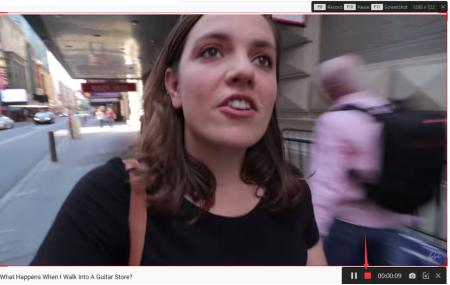 Bildschirm für YouTube aufnehmen