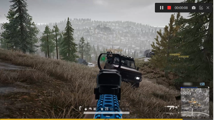 How to Use the PUBG Recorder for PC – Step 5