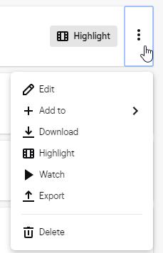 configurar tus videos