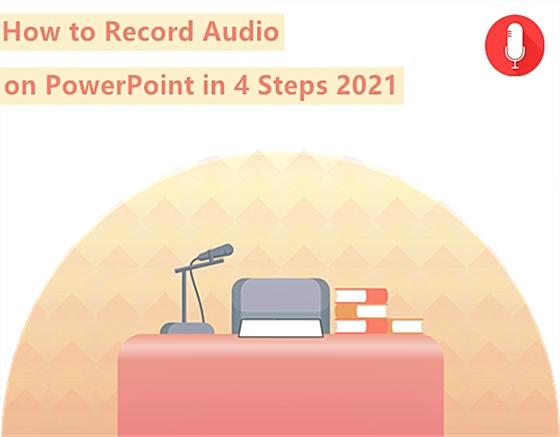 Como gravar áudio no PowerPoint em 4 passos