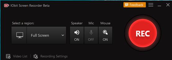 Hoe u uw scherm op Windows 10 kunt opnemen door IOBit