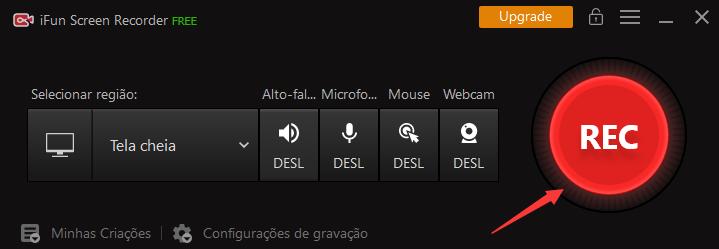 Gravar Sua Tela no Windows 10 - Passo 3