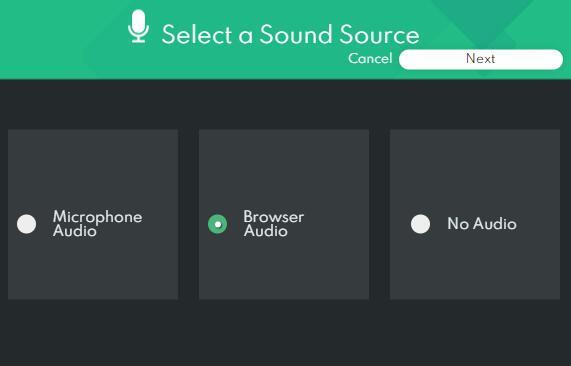 grabar un podcast en mac-paso2