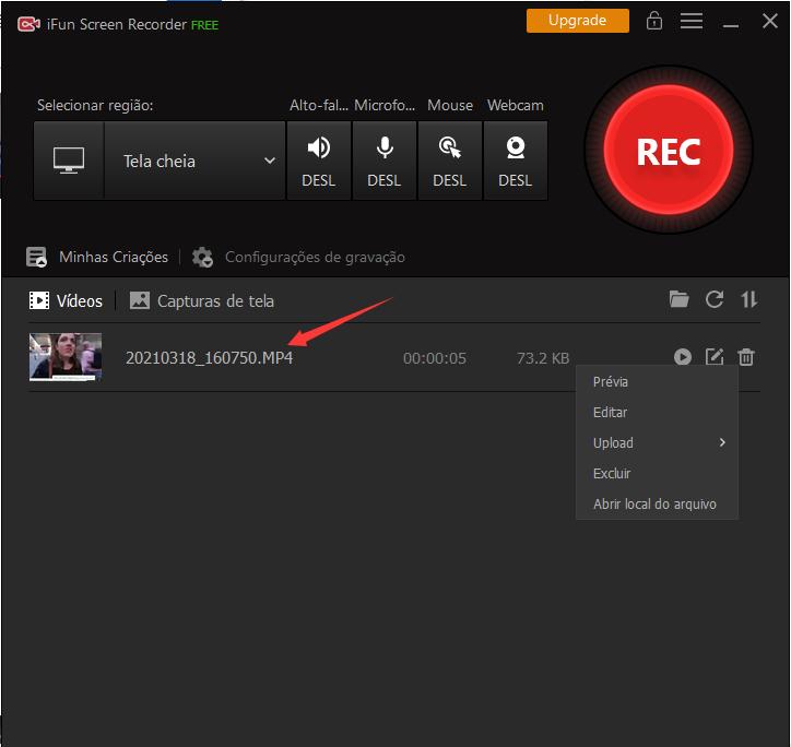 Como gravar vídeos do YouTube no PC