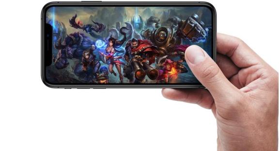 Как записать мобильную версию League of Legends на телефоне