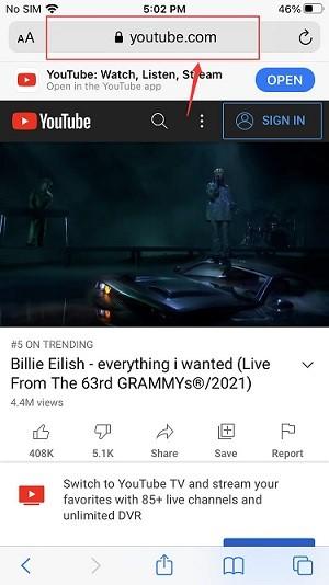 Nagraj dźwięk z YouTube za pomocą strony internetowej