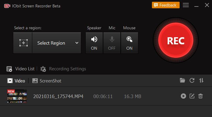 Jak nagrać Netflix na PC - krok 3