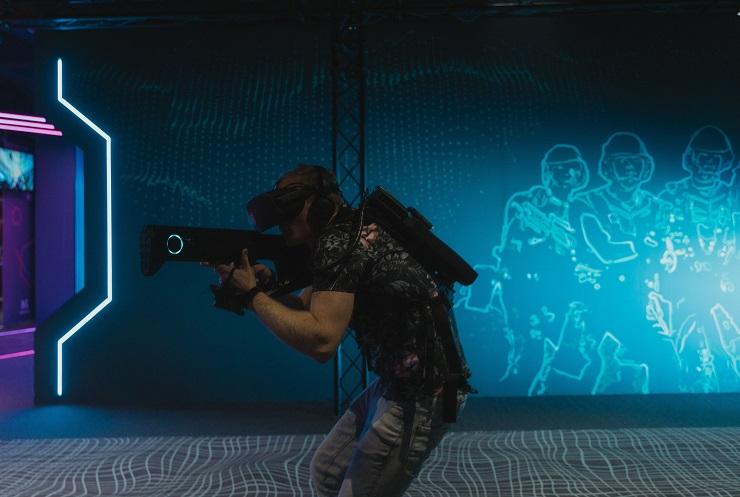 grabar juegos de realidad virtual