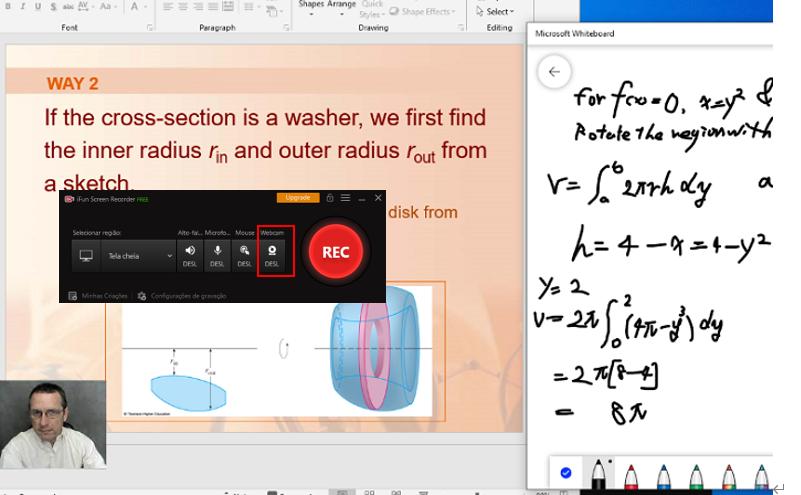 Adicionar Webcam pode reduzir a disdância entre professor e aluno