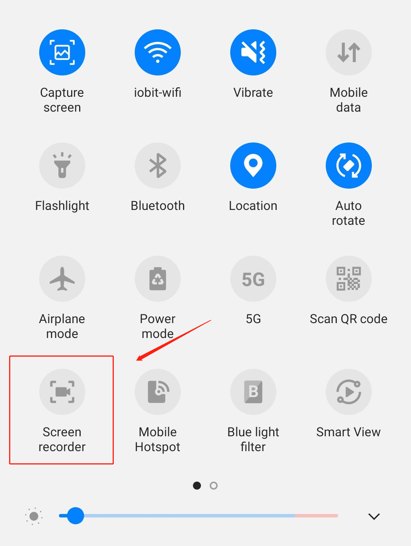 Jak nagrać swój ekran na Androidzie