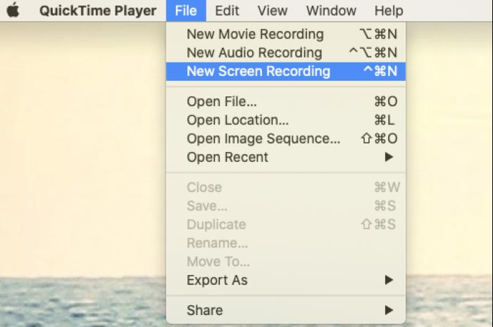 Hoe u uw laptopscherm Mac met geluid kunt opnemen