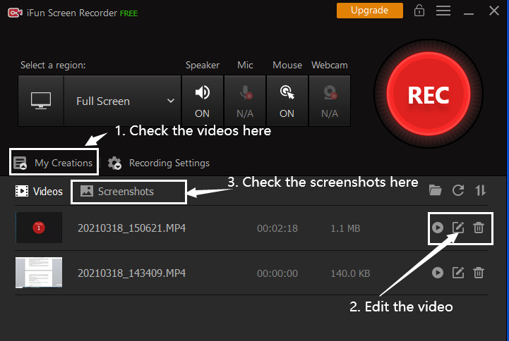 How to Record Zoom Video without Permission – Step 6