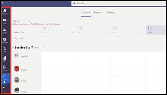 Aufzeichnung von Microsoft Teams Meeting