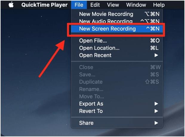 Como Gravar Netflix no Mac - Etapa 2