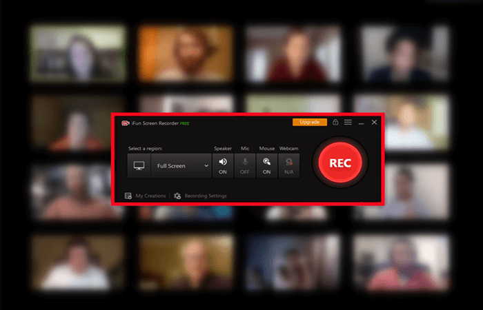 ifun screen recorder registra google meet senza g suite