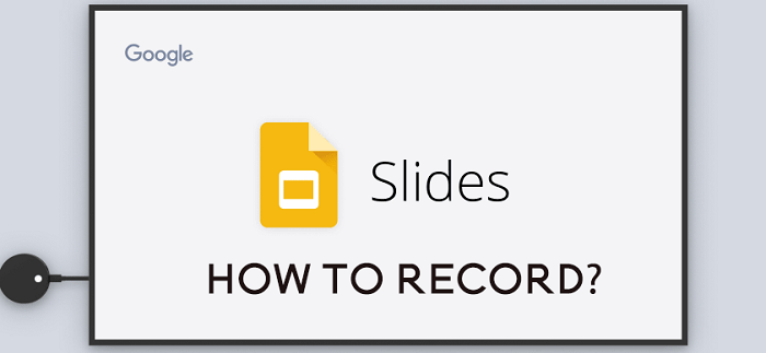 Come registrare Google Slides