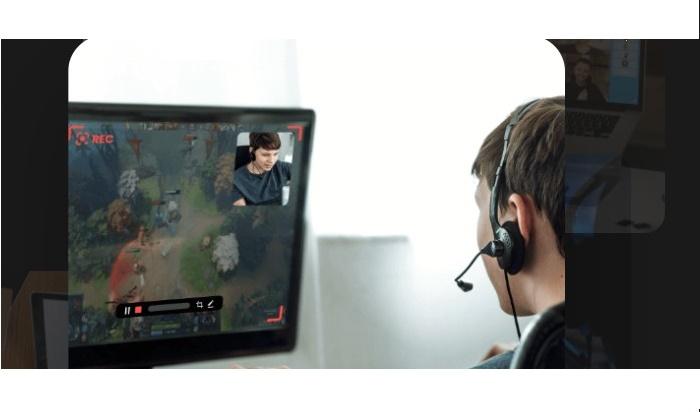 Come registrare il tuo schermo con una webcam