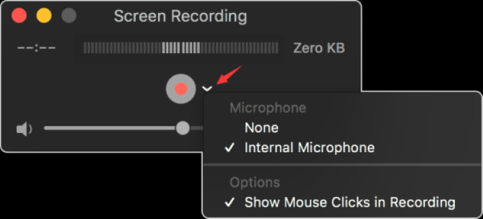 How to Record Your Laptop Screen Mac - QuickTime Player