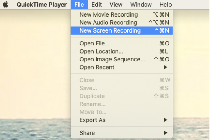 How to Record Your Laptop Screen Mac with Sound